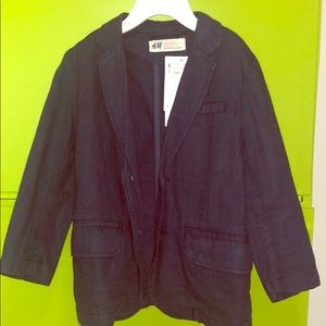 Toddler boys blazer
